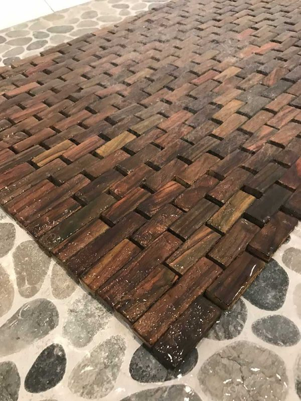 Rosewood Floor Mat-IPM005
