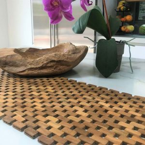 Teak Table Runner-IPM001
