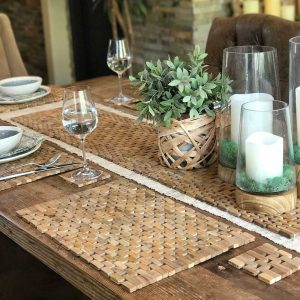 Teak Table Set IPM001