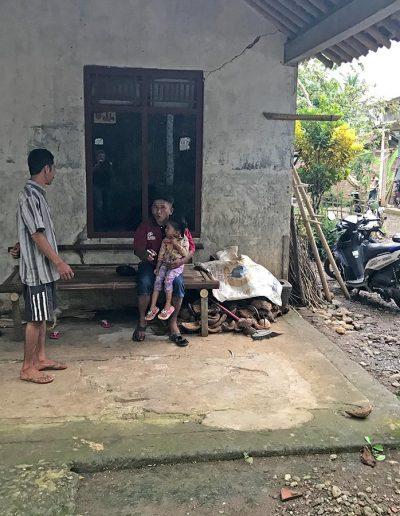 Central Java village life